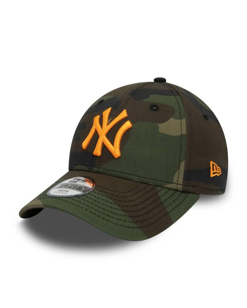 NEW ERA CAP CAMO ESSENTIAL 940 TODDLE 12381205