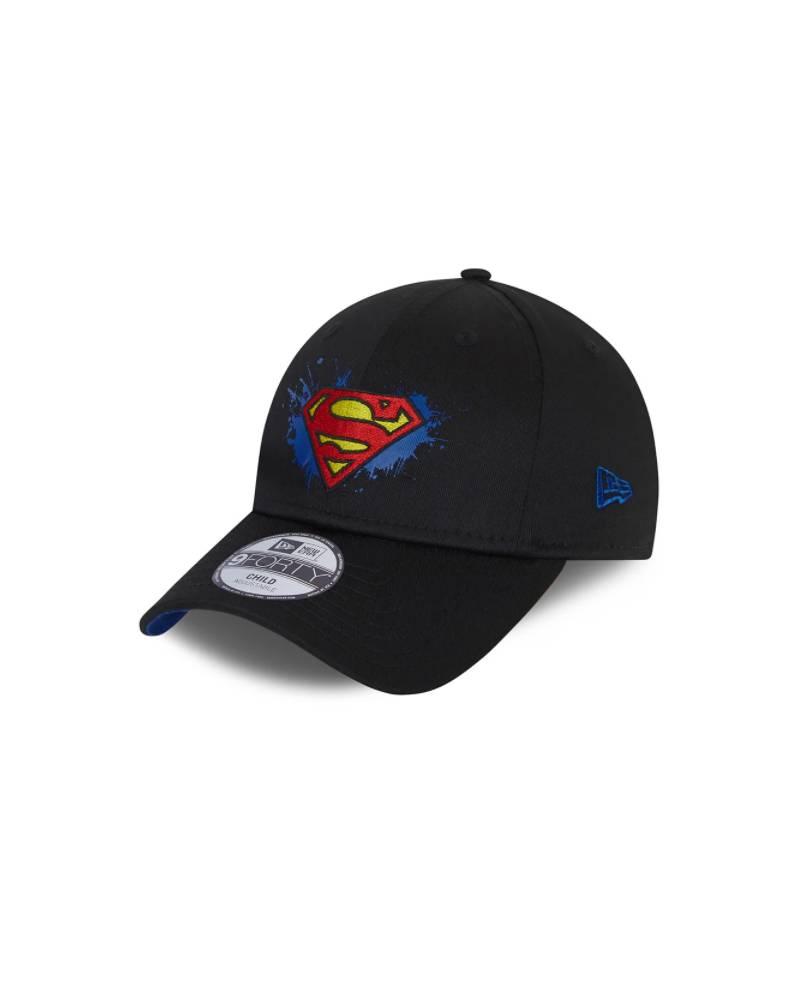 NEW ERA CAPPELLO SPLAT SUPERMAN CHARACTER JR