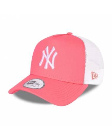 NEW ERA CAP TRUCKER A-FRAME NEW YORK YANKEES RETE