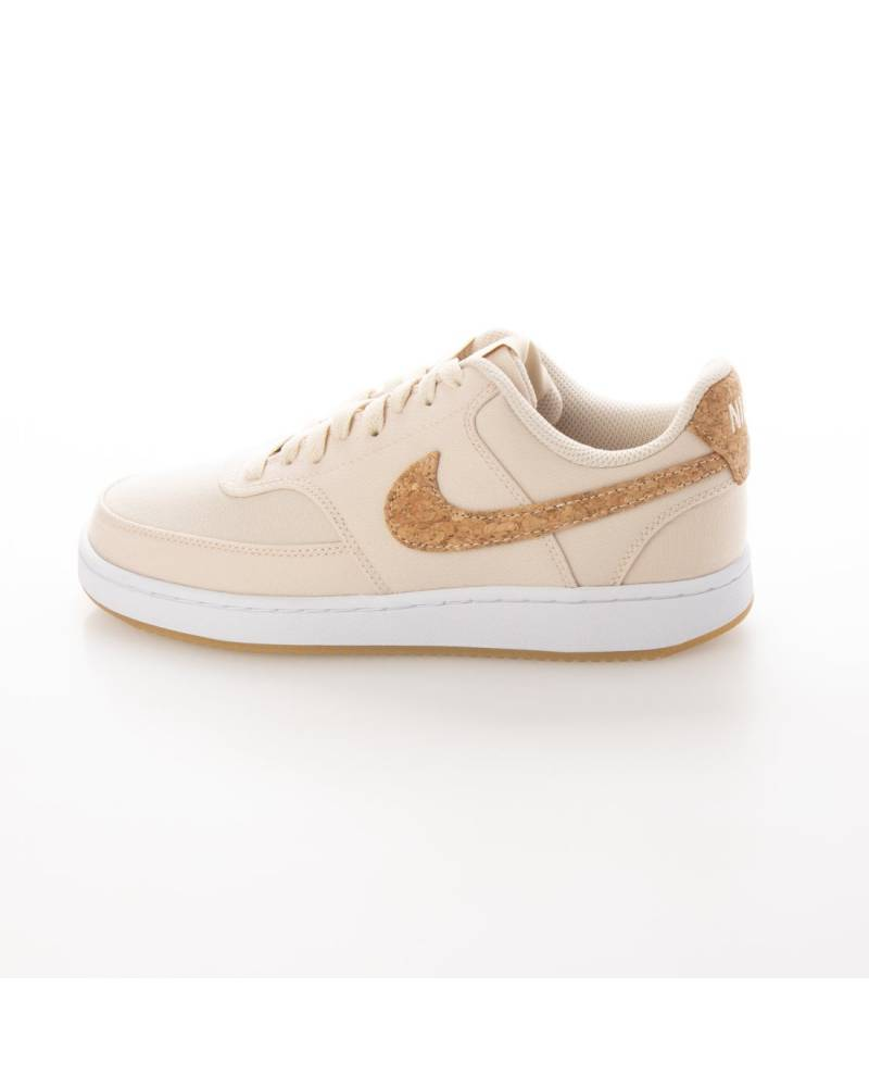 NIKE COURT VISION LOW CANVAS W