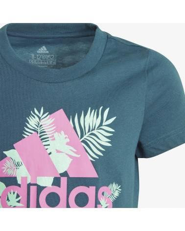 ADIDAS  T-SHIRT TROPICAL BOS G GIRLS